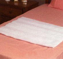 Mabis DMI Polyester Fabric Decubitus Pads
