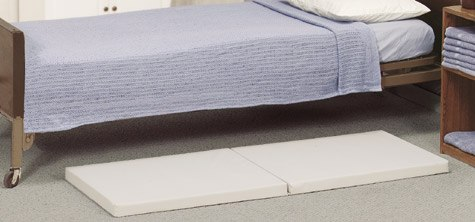 Advanced Medical Defender Folding Floor Mat , 24 in. x 72 in.