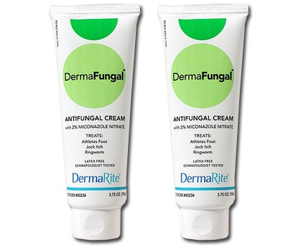 Dermarite Industries DermaFungal Antifungal Cream