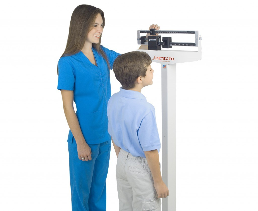 Physician's Scale, Weigh Beam