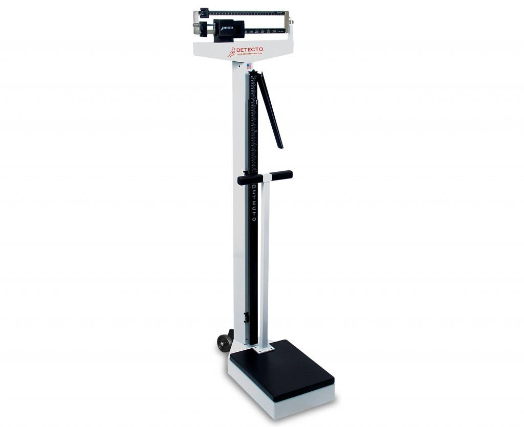 Detecto Scales Physician's Scale, Weigh Beam