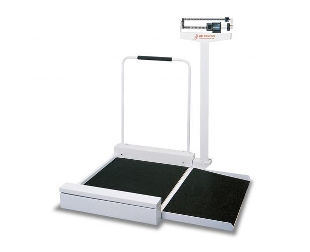 Detecto Scales Wheelchair Mechanical Scale