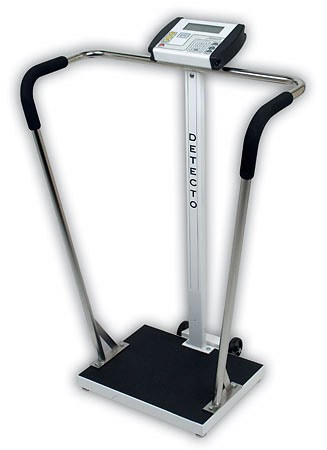 Detecto Scales Detecto 6855 Waist-High Stand-On Scale