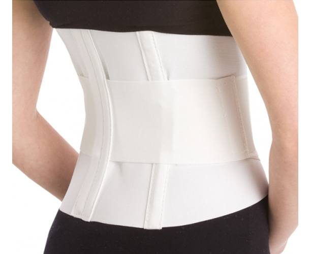 """Image of 10"""" Sacro-Lumbar Support with Double-Pull - 2X-Large, 47""""-54"""""""