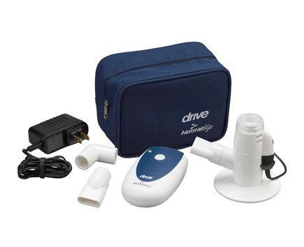 Drive Medical AeroNeb Go Micropump Nebulizer
