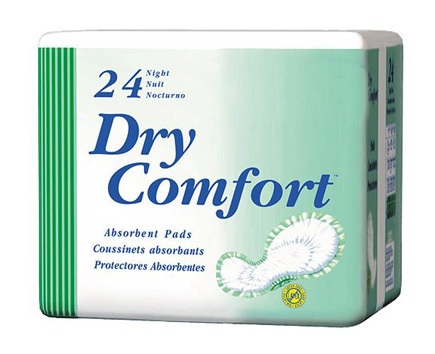 SCA / TENA Tena Dry Comfort Pads