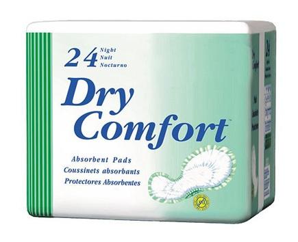 SCA / TENA Tena Dry Comfort Night Pads