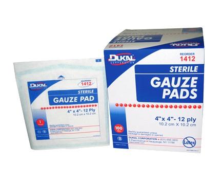 Gauze Pad Sterile