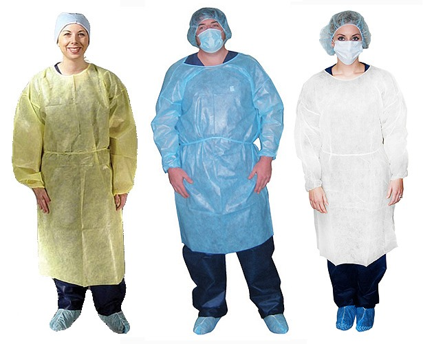 Dukal Isolation Gowns by Dukal