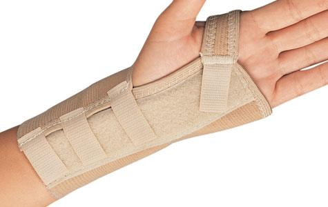 DJ Ortho Universal Elastic Wrist Brace