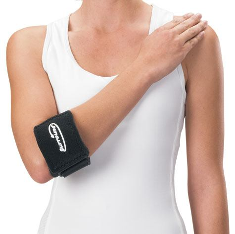DJ Ortho Universal Surround Elbow Brace with FLOAM
