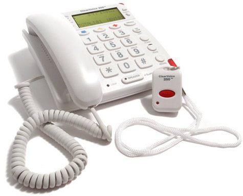 ClearVoice Emergency Telephone 200