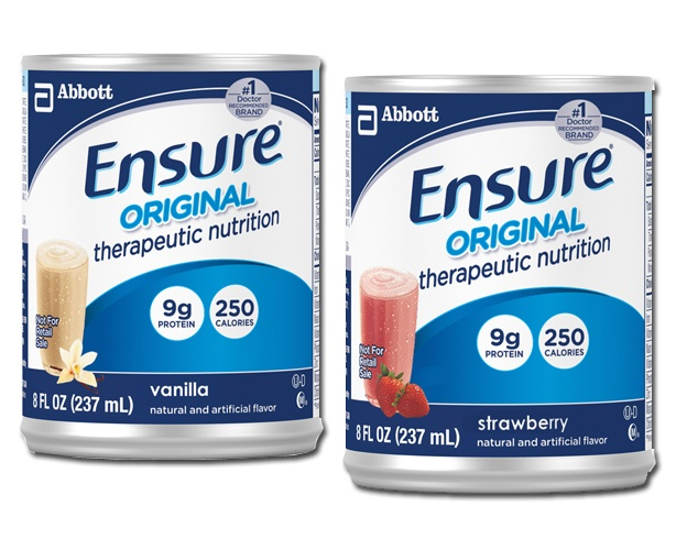 ABBOTT NUTRITION Ensure Original Cans