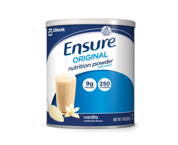 ABBOTT NUTRITION Ensure Powder 14 oz. Vanilla