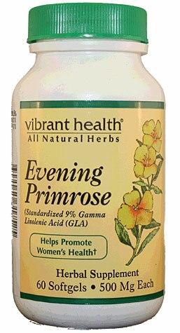Vibrant Health Evening Primrose Oil