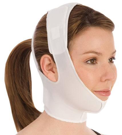 Diff-Stat Facial Compression Wrap