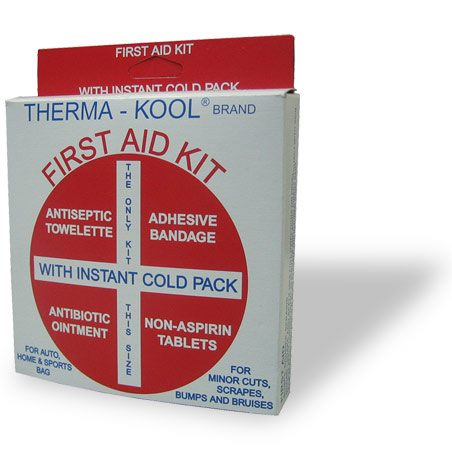 Nortech Labs Therma-Kool First Aid Kit