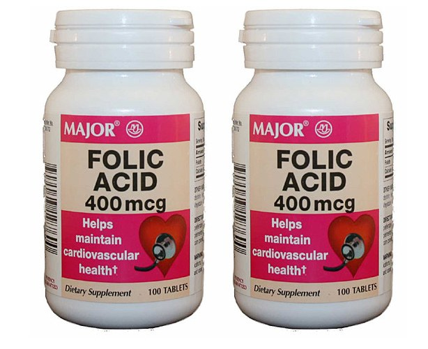 Newline Major Folic Acid