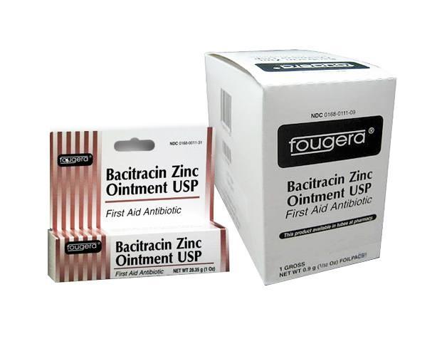 FOUGERA Fougera Bacitracin Zinc Ointment