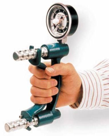 Hausmann Industries Hand Dynamometer