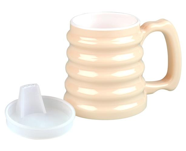 Maddak Ableware Hand-To-Hand Mug
