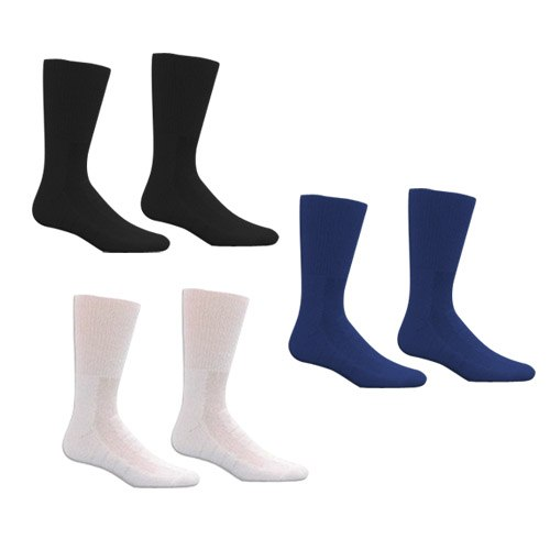 Salk HealthDri Diabetic Socks, Pair