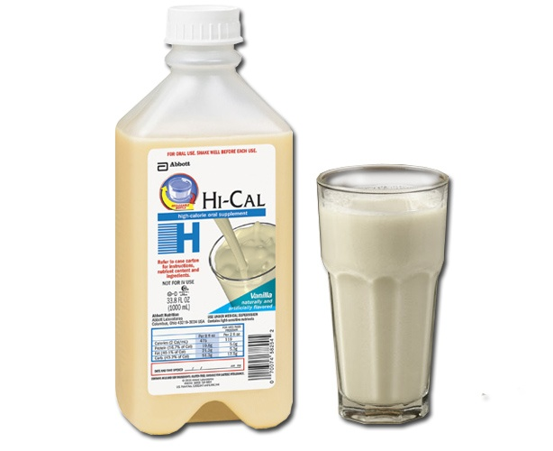 Abbott Nutrition Hi-Cal High-Calorie Oral Supplement