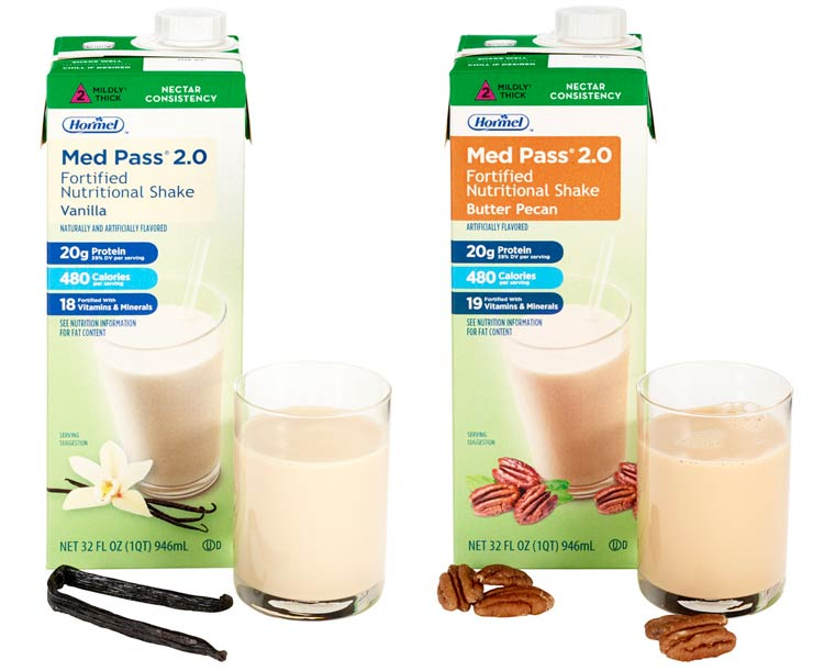 Med Pass 2.0 Fortified Nutritional Shake