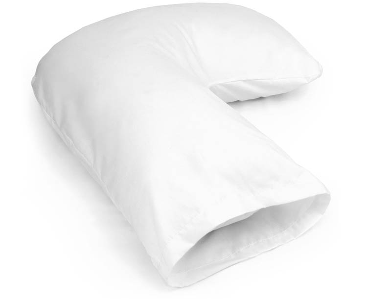 Mabis DMI Hugg-A-Pillow Bed Pillow