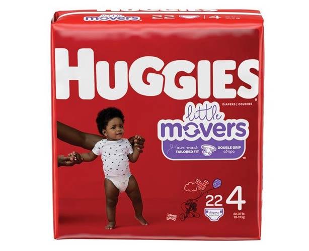 Huggies Huggies Little Movers Diapers