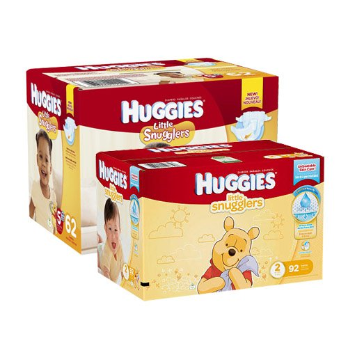 Huggies Huggies Snug and Dry Diapers, Big Pack