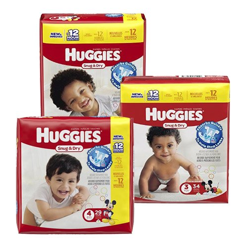 Huggies Huggies Snug and Dry Diapers