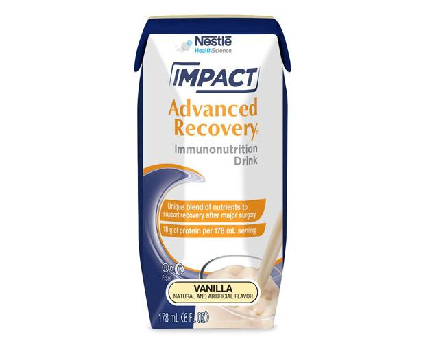 Nestle Nutrition Impact Advanced Recovery, 6 oz