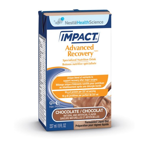 Impact Advanced Recovery