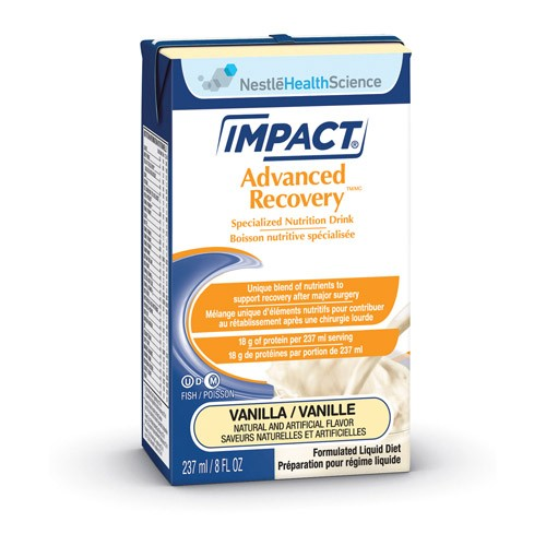 NESTLE NUTRITION Impact Advanced Recovery