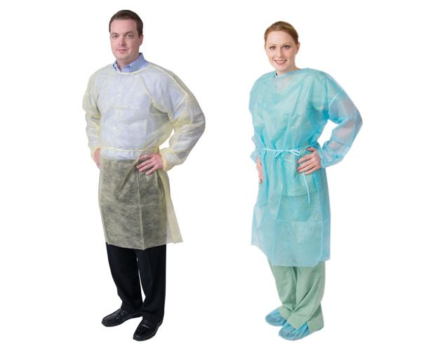 Dynarex Corp. Pro-Advantage Isolation Gowns