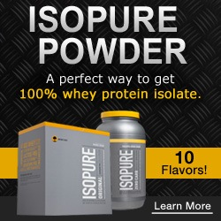 CWI Medical Isopure Powder