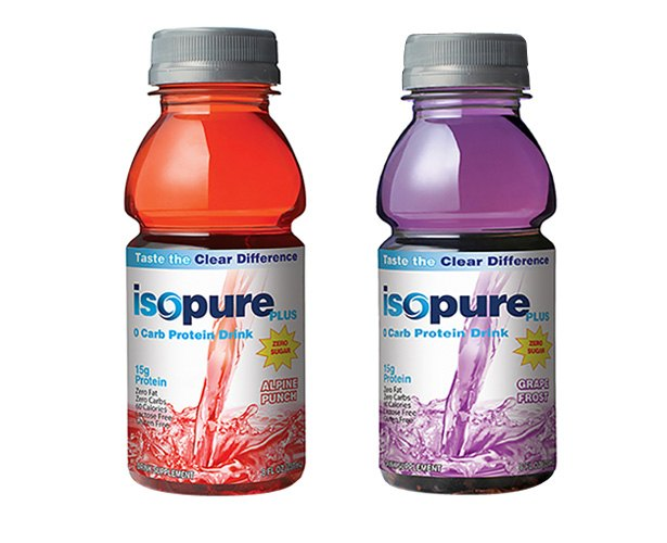 The Isopure Company Isopure Plus 0 Carb