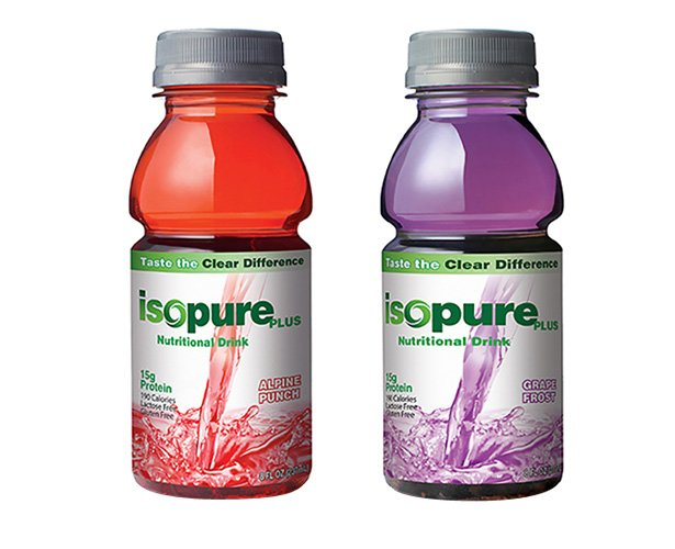 The Isopure Company Isopure Plus Nutritional Drink