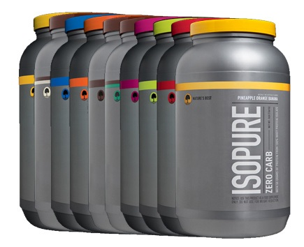 The Isopure Company Isopure Powder Zero Carb