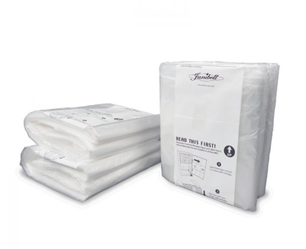 JANIBELL DISPOSAL SYSTEMS Janibell 10 Pack Liner for 450 Series