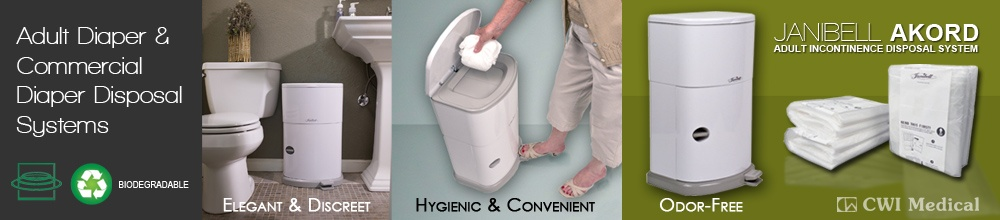 Our Janibell liners and Pails are Hygienic, Convenient, Economic and Biodgradable Waste Disposal Solutions