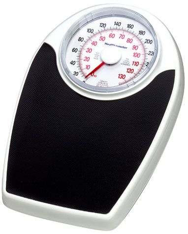 Health-O-Meter Mechanical Scale with Large Dial