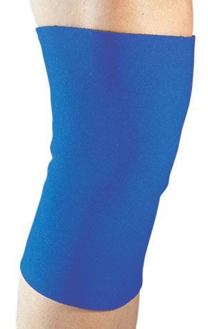 DJ Ortho Knee Support Brace with Closed Patella
