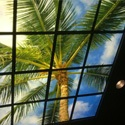 LED Skylights by Artificial Sky which are perfect for hospitals and offices.