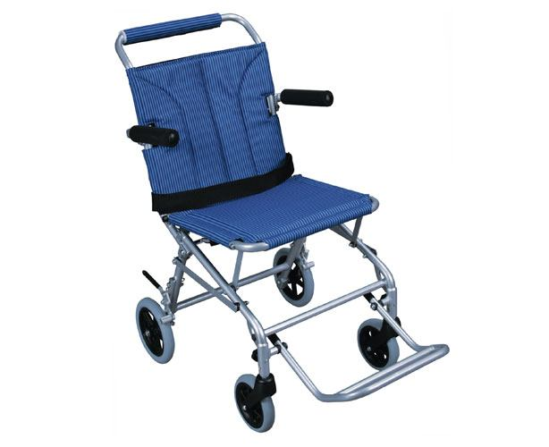 Drive Medical Super Light, Folding Transport Chair with Carry Bag