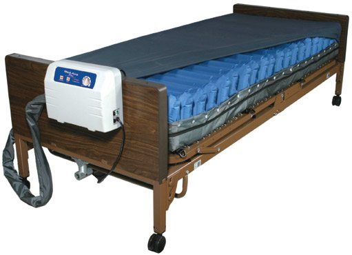 Med Aire Low Air Loss Mattress System