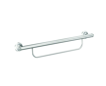 Moen Moen Designer Grab Bar with Integrated Towel Bar
