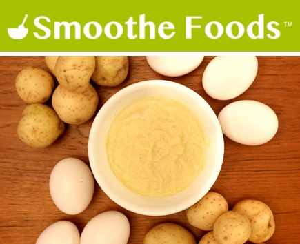Smoothe Foods Smoothe Foods Puree - Frittata with Potatoes
