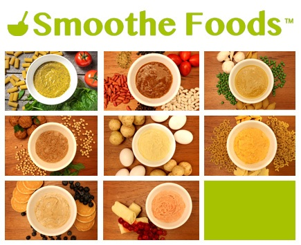 Smoothe Foods Puree Meals, 8-Meal Variety Pack